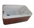 Spa Hot Tub: A640