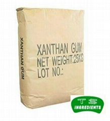 Thickener xanthan gum gluten free Xanthan Gum