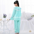 Children high quality Pijamas Flannel Princess pyjama Set 4