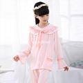 Children high quality Pijamas Flannel Princess pyjama Set 5