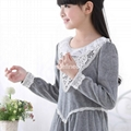 Long lace Nightgown children's pajamas (6-14) 3