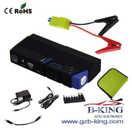 13600mAh Multifunction Portable Car Jump Starter Power Bank 1