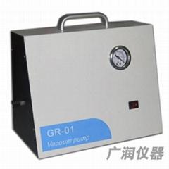 無油靜音真空泵 真空泵廠家  溶劑過濾器用無油真空泵