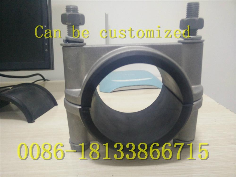 High Voltage Electrical Cable Hangers For Cable : Factory direct high voltage cable clamp wire fixing