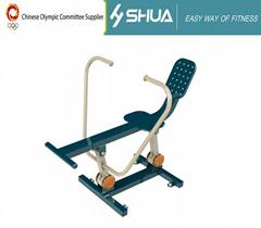 Rowing machine Outdoor fitness equipment