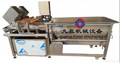 JYG-3000連續式渦流洗菜機 電議