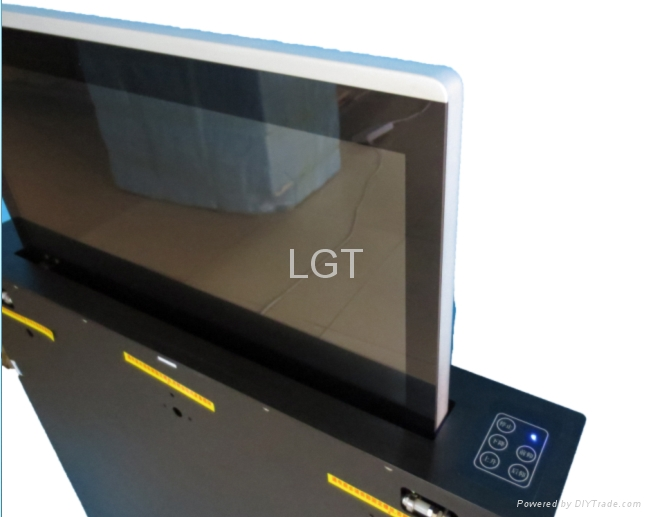 nice design ultral lcd lift with monitor Full HD 4