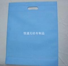 无纺布 机压袋,平口袋,包装袋