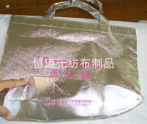 無紡布腹膜袋,禮品袋,包裝袋,環保袋,不織布袋 3