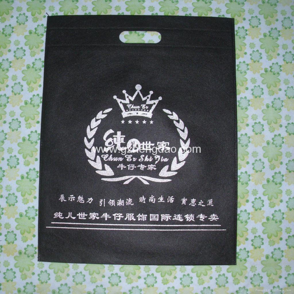 超生波熱壓袋 平口袋,包裝袋,無紡布袋,禮品袋 1