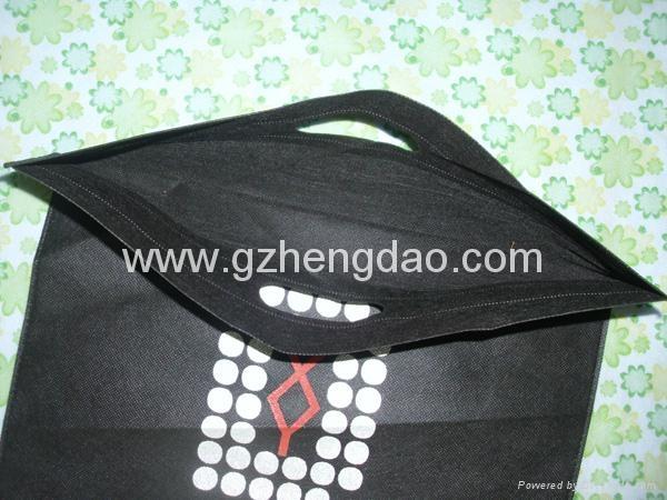 廣州恆道廠家提供腹膜袋,禮品袋,購物袋 4