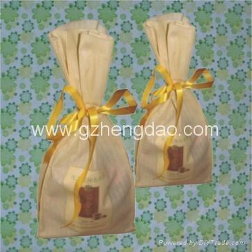 廣州恆道廠家提供腹膜袋,禮品袋,購物袋 5
