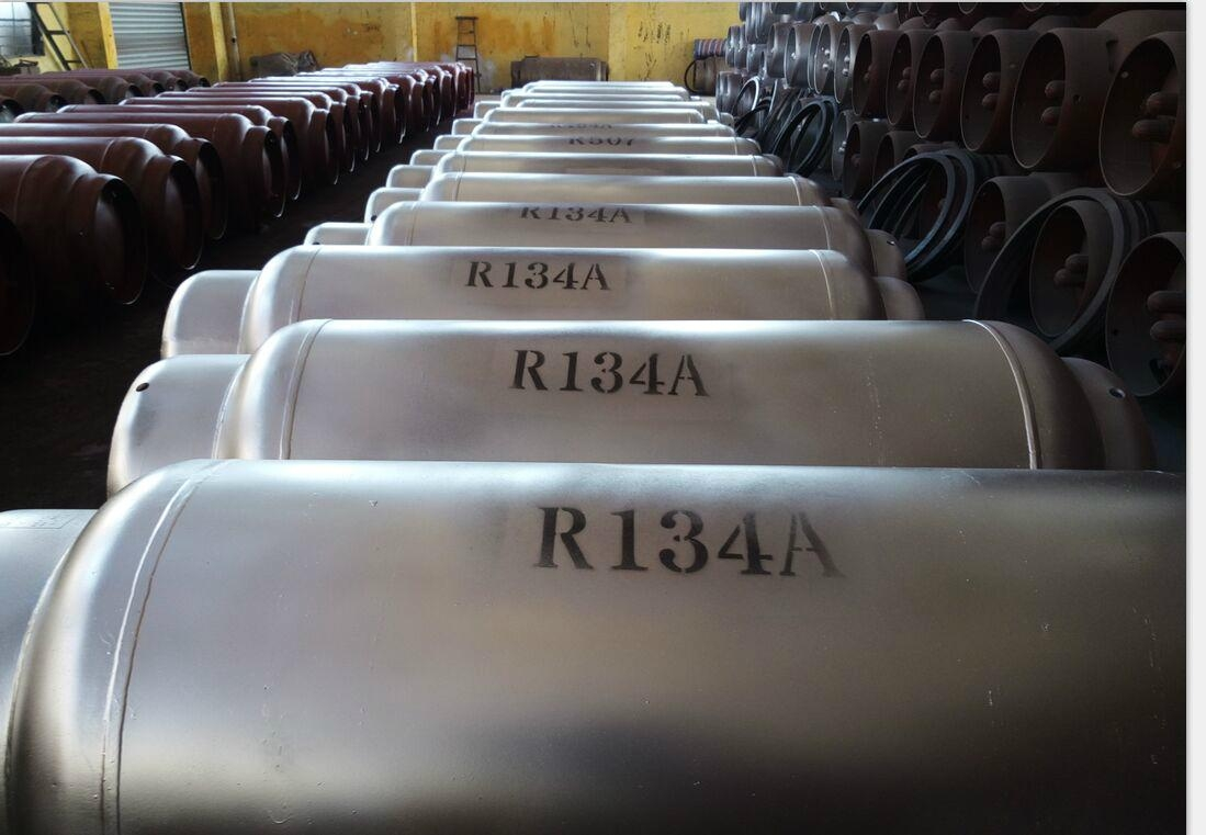 refrigerant gas R134a with high purity 3