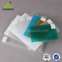 china manufacture clear plastic colored