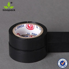 black electrical insulation tape for eletrical usage