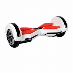 2016 New 8 inch Smart Balance scooter with Bluetooth speaker .