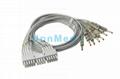 Mortara Eli230 10 lead ECG EKG lead wires cable