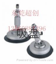 台湾真空吸盘PS-6-J-M内外螺牙真空吸盘
