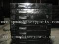 专业定制电梯钢板配重块