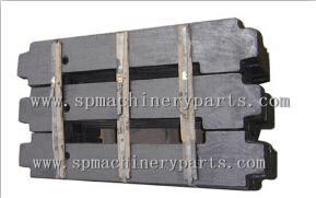 低价定制高质量电梯配重铅锭 1