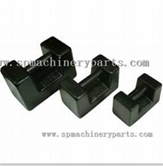 OEM M1 class  Calibration Standard Test Weights with  handle