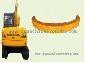 直销定制灰口铸铁挖掘机配重铁 1