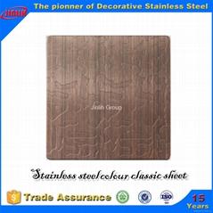 embossing pattern stainless steel sheet