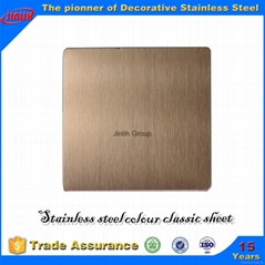 ss304 decorative stainless steel sheet