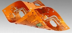 Flexible Circuits Double-Side Circuit