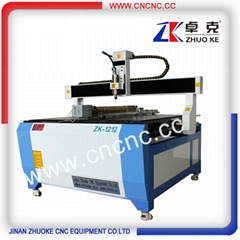 China hot sale cnc engraving machine for wood metal ZK-1212 1200*1200mm