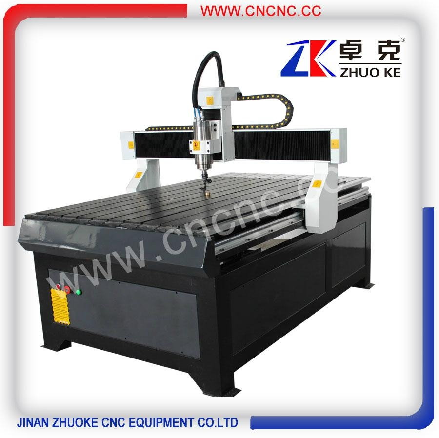China CNC Router Machine with 3 2KW spindle ZK-9015 900