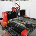 Heavy duty 4 axis marble granite stone cnc router ZK-9015 900*1500mm