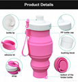 Personalized Promotional Item Reusable Sports Water Bottles Uk 1