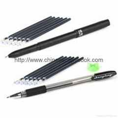 Automatic Fade Gel Pen Refill Auto Ballpoint High Quality Office&school supplies