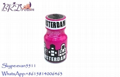 10ML PWD Rush Poppers , Gay Poppers Pink Amsterdam Rush CE / ROHS