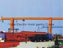 Electric Hoist gantry Cr