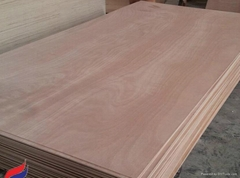 top quality 15mm okoume plywood for furniture and packing use