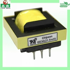 EE25 transformer 220v ac to 24v dc