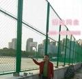 武汉球场勾花网围栏 5
