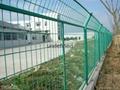 武汉带边框护栏