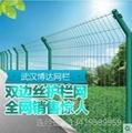 黄冈公路防爬围网|武汉铁丝网生