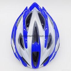 Road racing style bike helmets China