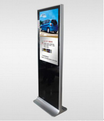 """42"""" inch HD milti-media Android Grounded AD Player with TFT-LCD LED backlight"""