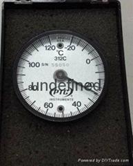 美國PTC公司金屬模具表面溫度計PTC 312C