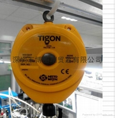 TIGON TW-0 STR.1m电批弹簧平衡吊