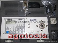 HIOS電批鎖緊螺絲力度測試儀HP-10