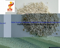 High grade 98% silica sand