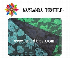 Maylanda textile 2016 factory for women's cloth, New style jacquard fabric