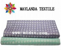 Maylanda textile 2016 factory for women's dress,New style flower jacquard fabric