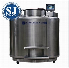 500L best performance dewar for biological storage injection pump parts with fac